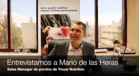 Vídeo de la entrevista a Mario de las Heras