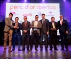 La II edición de los premios PORC D'OR IBÉRICO se celebrará en Córdoba