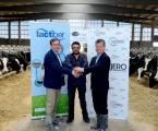Laboratorios Ovejero y Lactiber León firman un acuerdo para promover el uso prudente de los antibióticos en el ganado de producción lechera