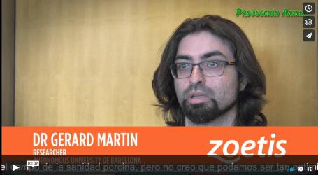 Entrevistamos a Gerard Martín sobre los últimos avances en el control de PRRS