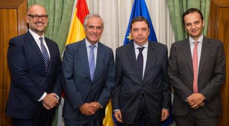 Veterindustria se reúne con Luis Planas, ministro de Agricultura, Pesca y Alimentación