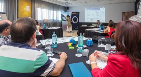 La primera sesión de trabajo del grupo de expertos de pequeños rumiantes Solomamitis se celebra en Zaragoza
