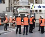 Nutreco invierte 6 M de euros en una nueva fábrica puntera de piensos para lechones de primeras edades
