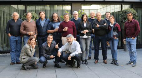 El grupo de expertos soloExtensivo celebra en Madrid su primera sesión de trabajo de 2019