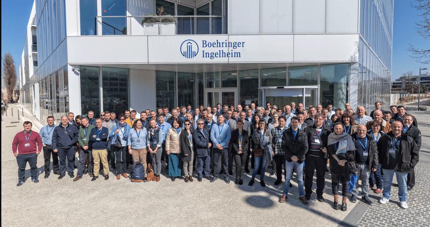Lyon acoge a un centenar de profesionales en la 1ª EUCAN Hatchery Academy de Boehringer Ingelheim