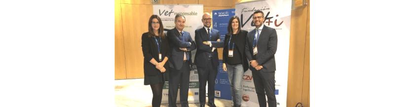 La iniciativa Vetresponsable de Vet+i galardonada con el Premio PRAN 2018