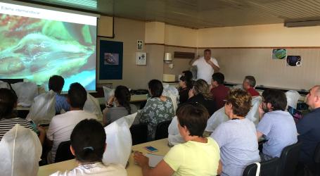 Vetia organiza un taller sobre diagnóstico de enfermedades consuntivas en pequeños rumiantes