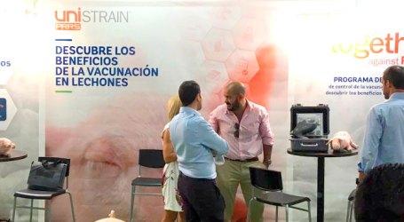 HIPRA participa en el congreso ANAPORC 2019 poniendo foco a la vacunación de lechones frente al PRRS