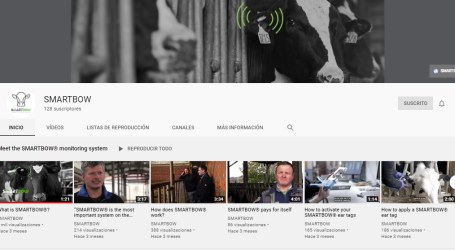 Smartbow® estrena canal en YouTube