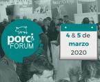 porciFORUM 2020, un espacio único con toda la oferta para el sector porcino