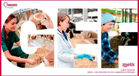 """Llega la 2ª edición de """"Ganadería en Femenino"""", el proyecto de Zoetis para contribuir a visibilizar el papel de la mujer en ganadería"""