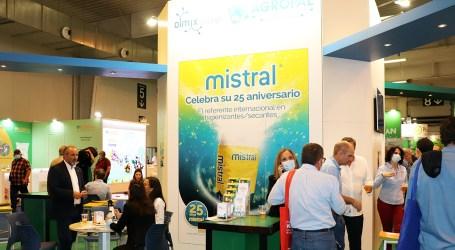 Olmix celebra el aniversario de Mistral® en FIGAN 2021