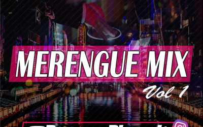 Merengue Mix Vol.1-Ramses Dinamita