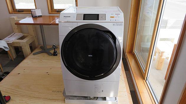 [開発完了] 斜めドラム洗濯機振動・騒音抑制  『 とめ~る君 』