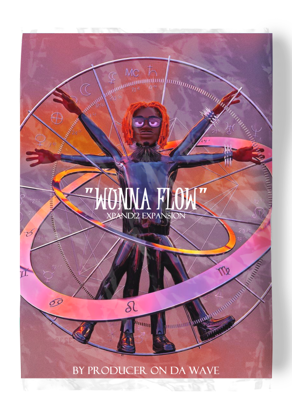 Wunna Flow Cover