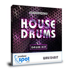 Free House Drum Kit
