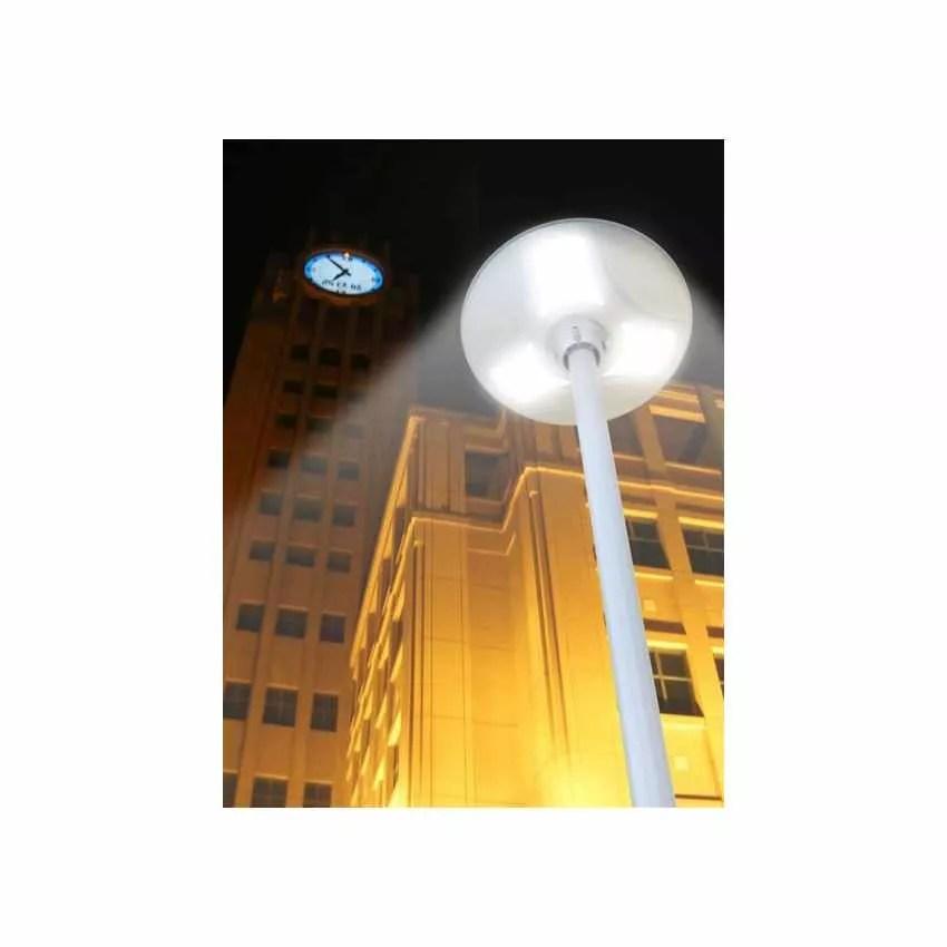 Lampadaire LED Solaire Rverbre Pour Rue Jardin PLACE