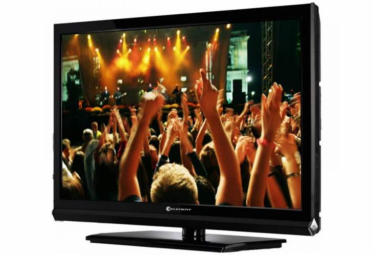 Element 39 Inch LED HDTV With Built In JBL 21 Sound Bar