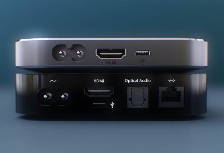 Expected Apple TV 4G Specs Hints 4K Video Output Product