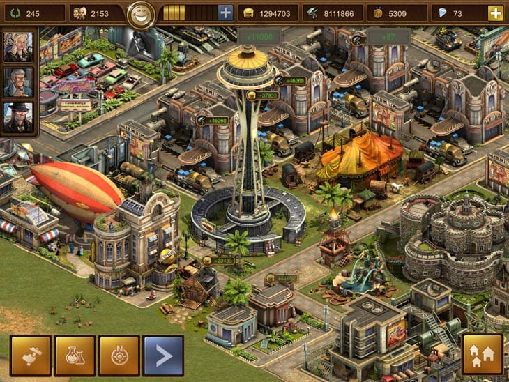 Forge Of Empires IPad Working In IOS 8 Product Reviews Net