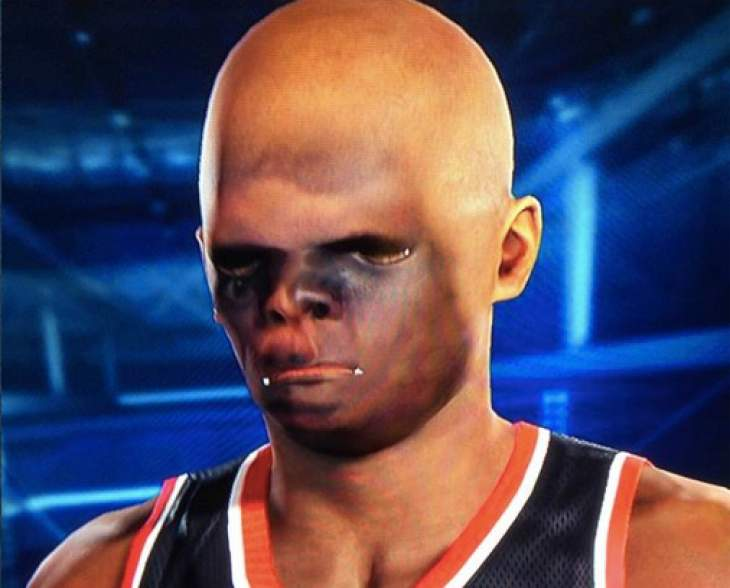 NBA 2K15 Face Scan Update After Early Halloween Product