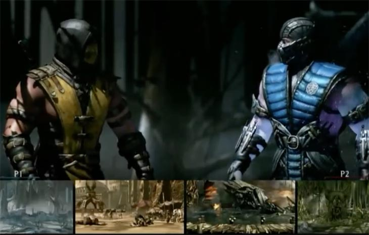 PAX 2014 Delivers New Mortal Kombat X Gameplay Product