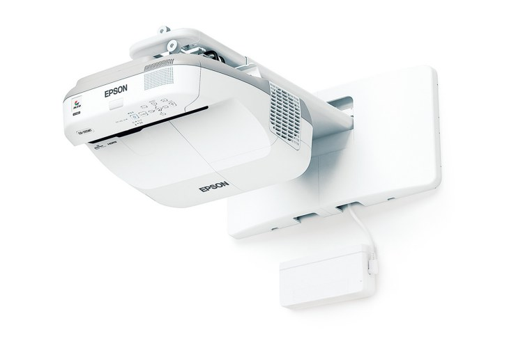 Seiko Epson EB 595WT True Touchscreen Projector Product Reviews Net