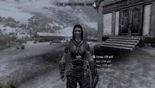 Skyrim Hearthfire Hire A Steward In DLC Product Reviews Net