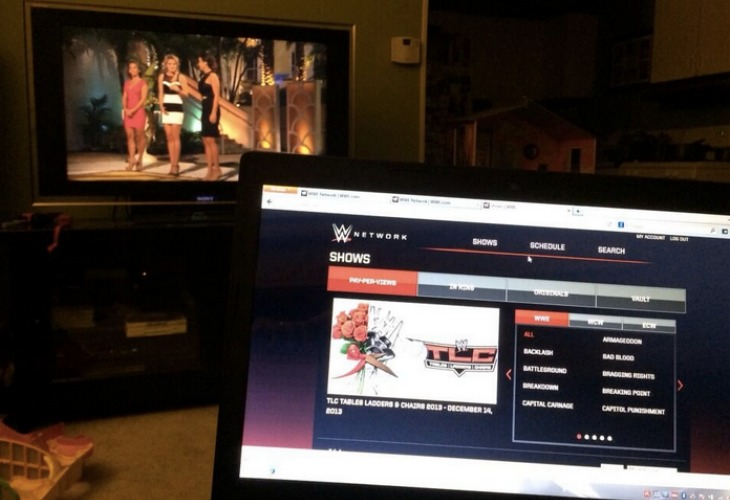 WWE Network Login Problems Xbox One Delay Product