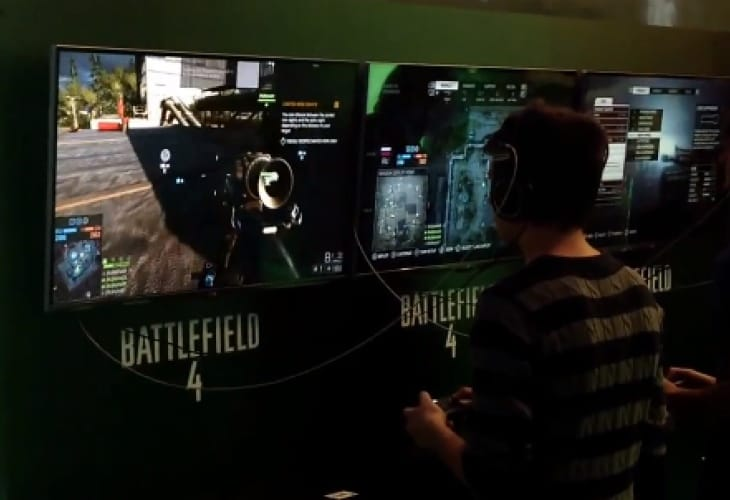 Battlefield 4 Xbox One Gameplay Silences Haters Product