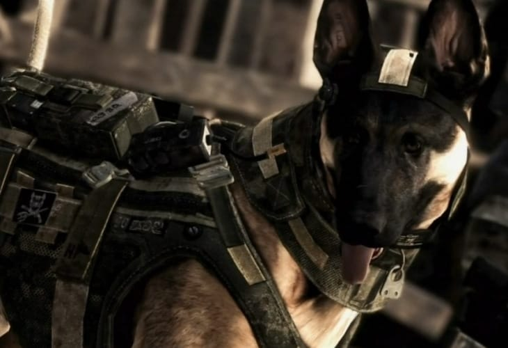 Call Of Duty Ghosts Dog In 60FPS Graphics Product Reviews Net