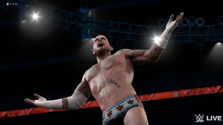 Best WWE 2K16 PC Mods With Amazing CM Punk Product
