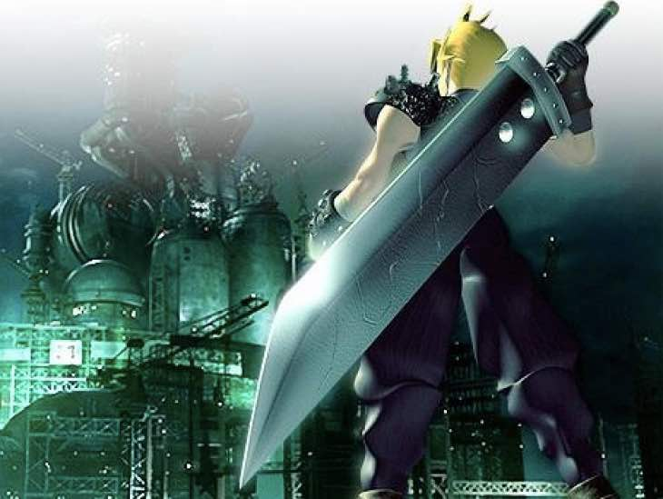 Final Fantasy 7 On PS4 Troll Reaction From Fans Product
