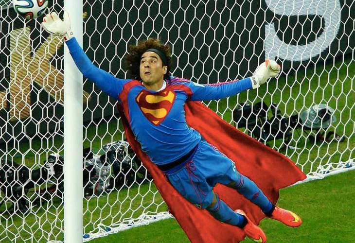Guillermo Ochoa To LFC With FIFA 15 Upgrade Product