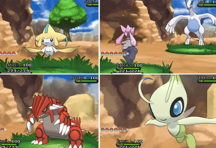 Pokemon X And Y Pokebank Problems With Hacked Pokemon