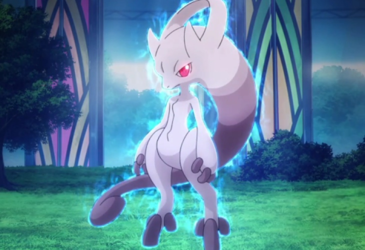Pokemon X And Y Mewtwo Transformation Visualized Product