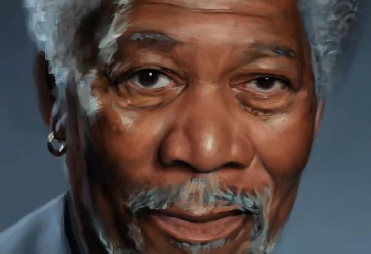 Procreate IPad App With Morgan Freeman Will Stun You