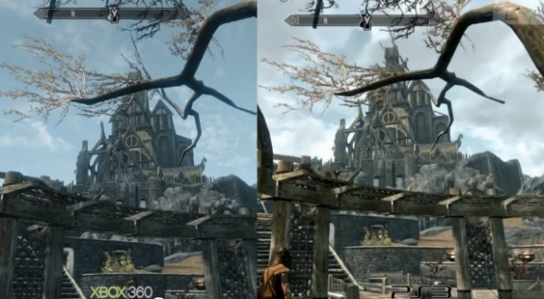 Skyrim PS3 Vs Xbox 360 Shock As PS3 Wins In Video Comparison Product Reviews Net