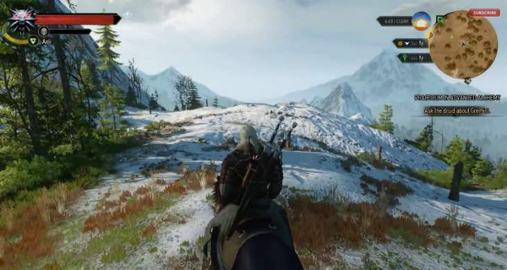 The Witcher 3 1080P Vs 900p For PS4 Xbox One Differences