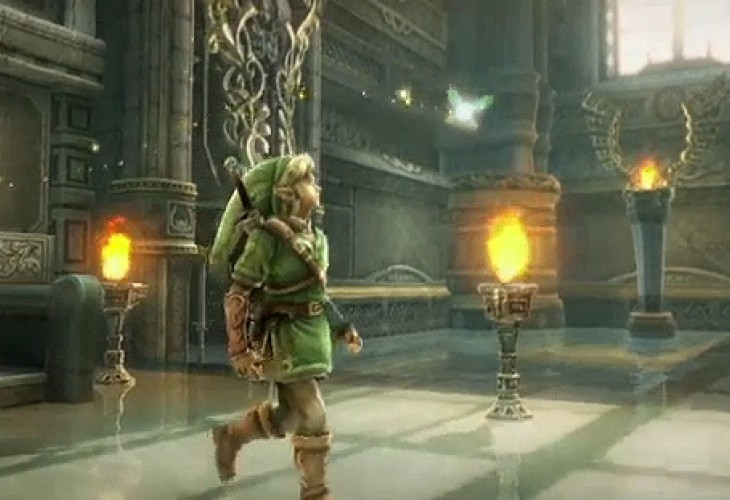 Zelda Wii U Rumors Claim 2015 Release Date Product