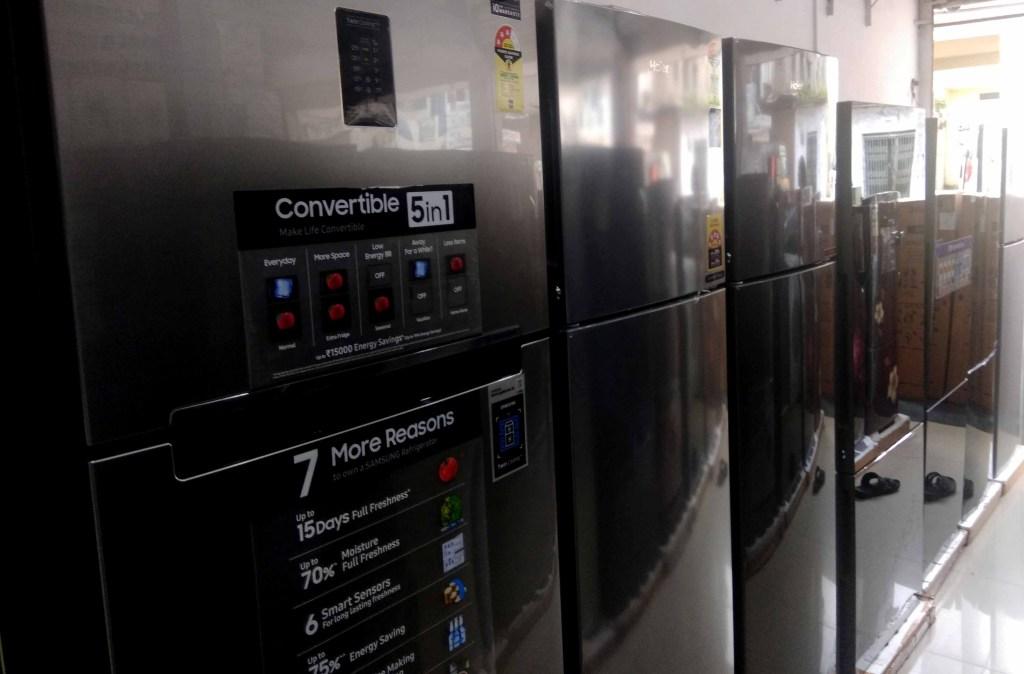 best double door refrigerator