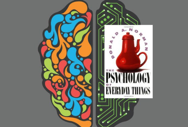 The Psychology of Everyday Things by Donald Norman