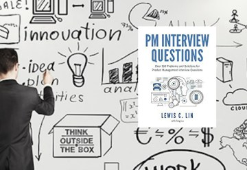 PM Interview Questions by Lewis Lin