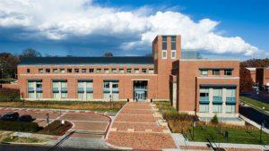 Webster University East Academic Building
