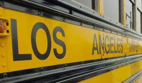 LAUSD Bus