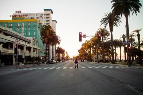 LA Roads