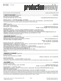 Download Sample Issue