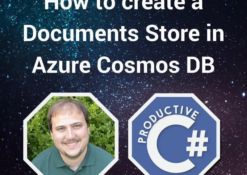 Create Documents Store in Azure Cosmos DB
