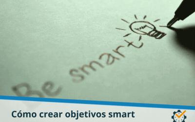 Cómo crear objetivos smart