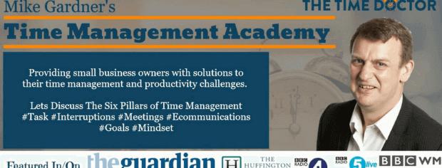 mike gardner grupo facebook time managment academy